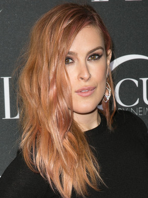 Rumer Willis attends the 5th Annual ELLE Women in Music Celebration in Los Angeles, America - 22 April 2014