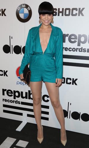 Jessie J, Republic Records Post GRAMMY Party at 1 OAK - Arrivals, 27 January 2014