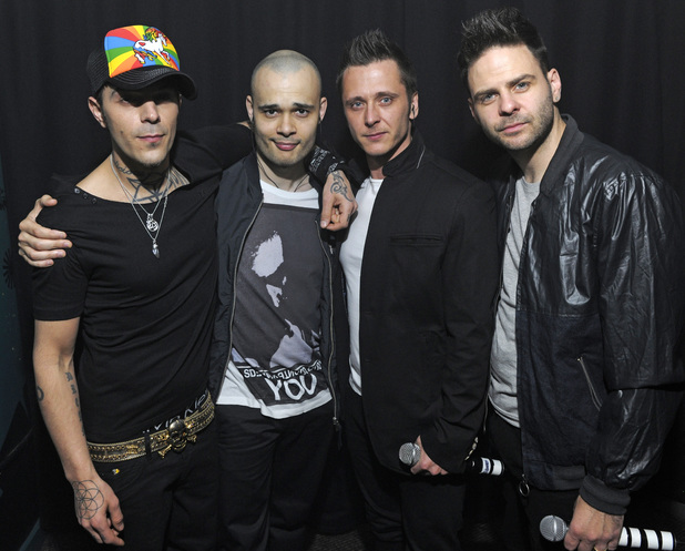 5ive performing at G-A-Y 04/20/2013 London, United Kingdom