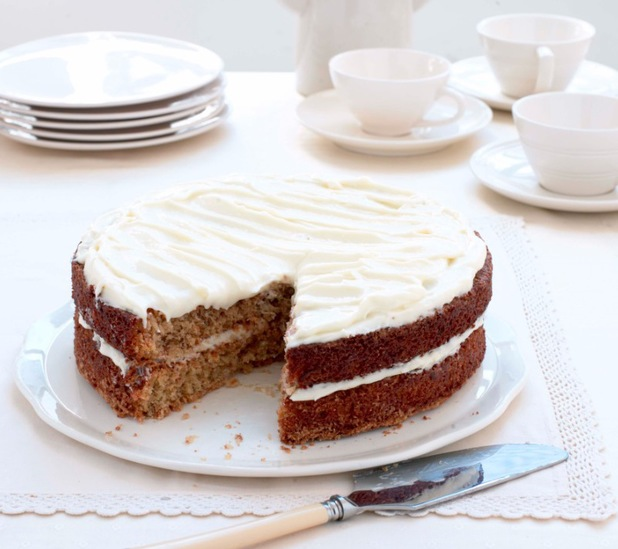 carrot cake great british bake off recipes reveal