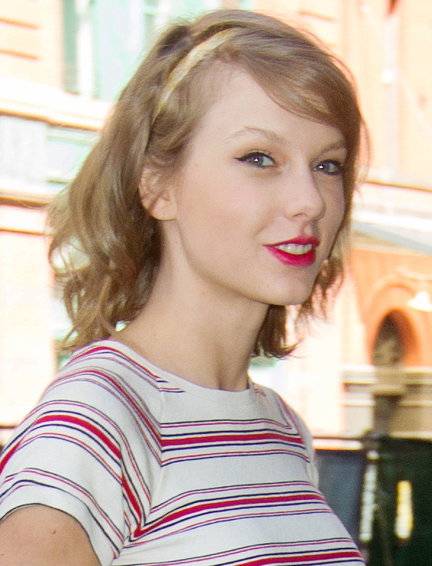 Taylor Swift out and about in New York - 24th April 2014