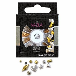 Nazila Heavy Metal Nail Art Kit, £9.99
