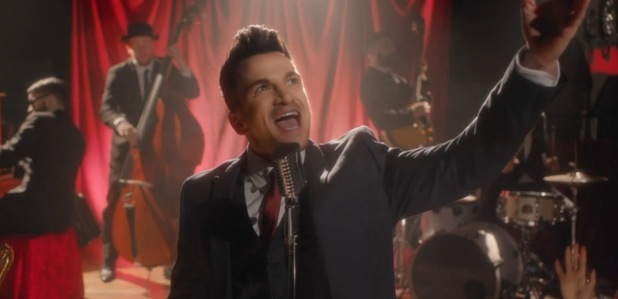 Peter Andre unveils 'Big Night' music video (28 April).