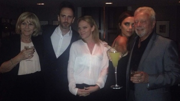 Victoria Beckham celebrates birthday with mum, dad and siblings Apr 14