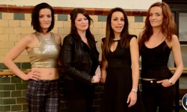 B*Witched release their new EP for fans - 30 april 2014