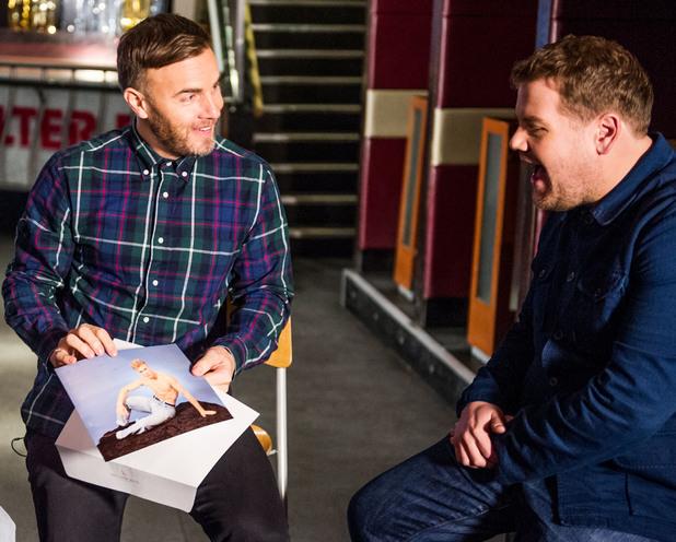 When Corden Met Barlow, BBC1, Mon 5 May