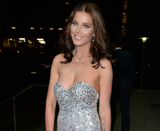 Helen Flanagan - The Mirror Ball 2014 held at Lowry Hotel - Arrivals 03/07/2014 Manchester, United Kingdom