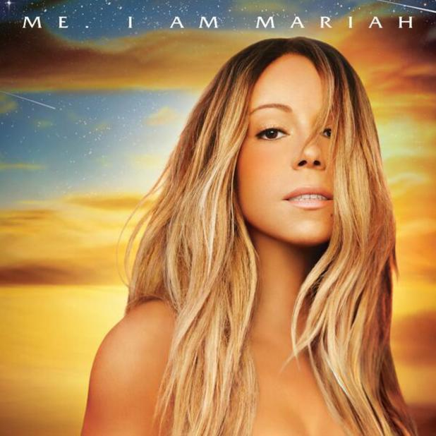 Mariah Carey unveils the deluxe album cover for Me. I Am Mariah... The Elusive Chanteuse. (1 May 2014).
