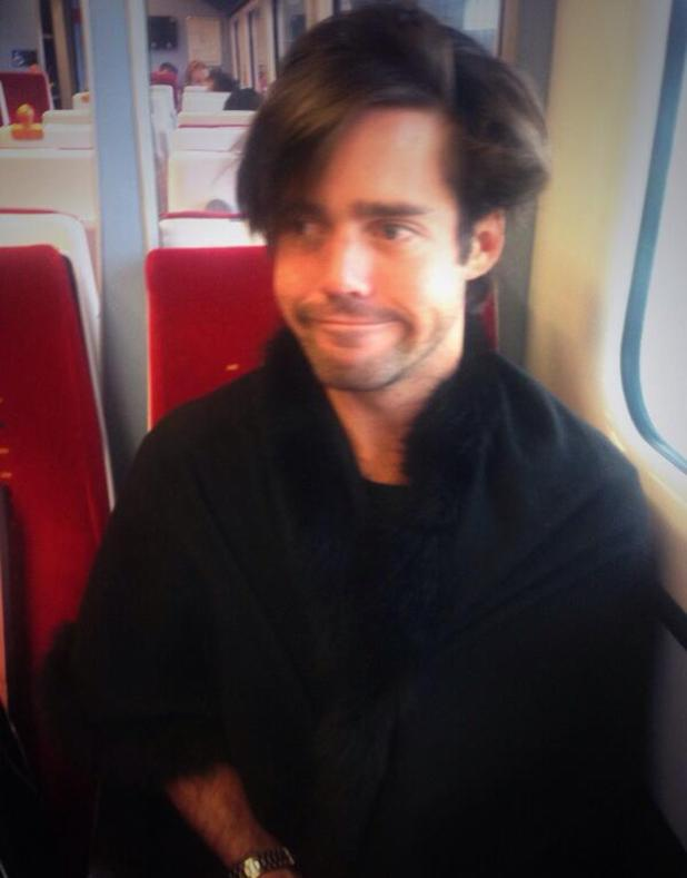 Made In Chelsea's Spencer Matthews tries out a new ...