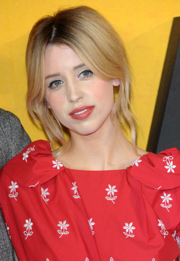 Peaches Geldof, The Wolf of Wall Street - UK film premiere held at the Odeon Leicester Square - Arrivals,