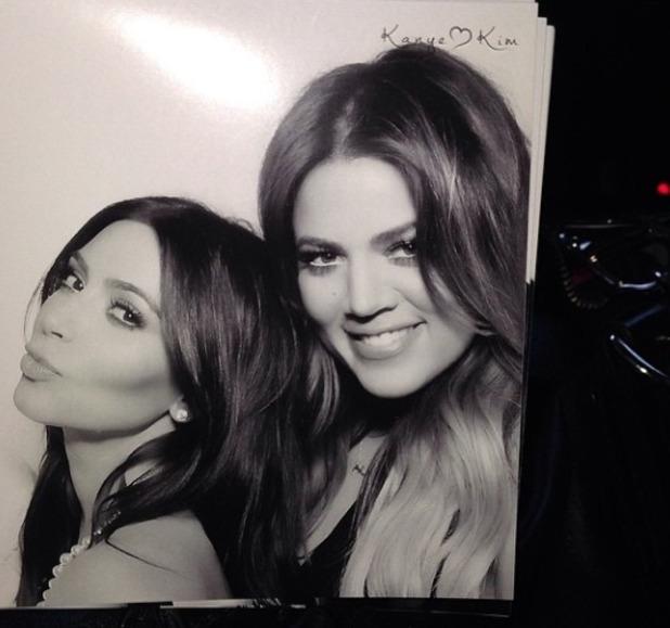 Khloe Kardashian, Kim's bridal shower, May 14