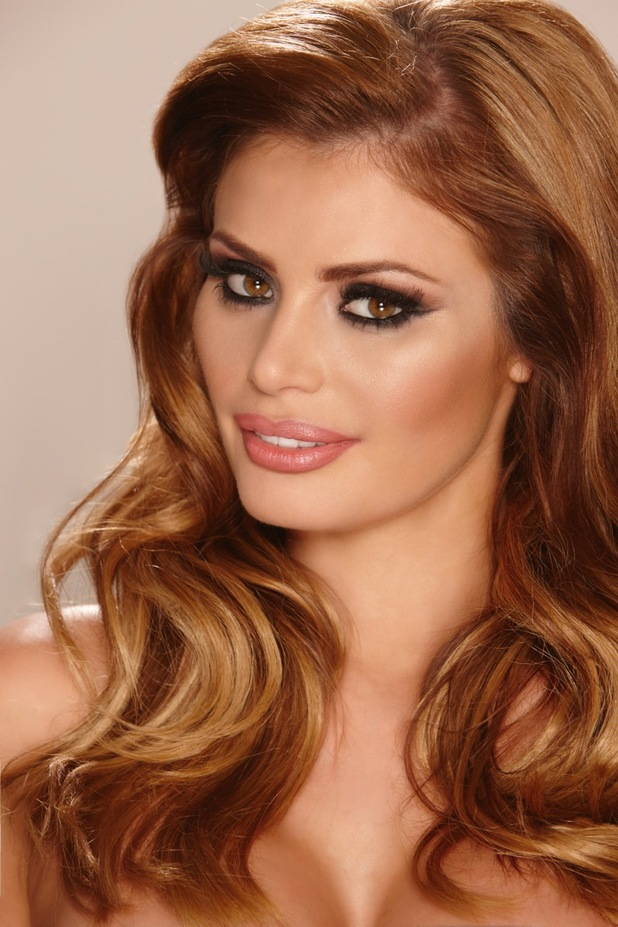 TOWIE's Chloe Sims poses for pictures to promote her new Chloe's Beauty Bar - 7 May 2014