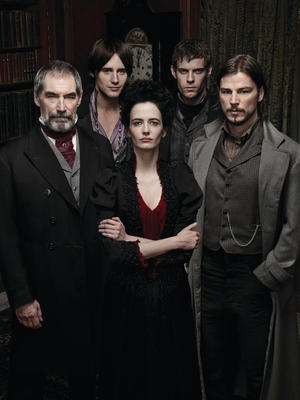 Penny Dreadful, cast shot, Tue 20 May