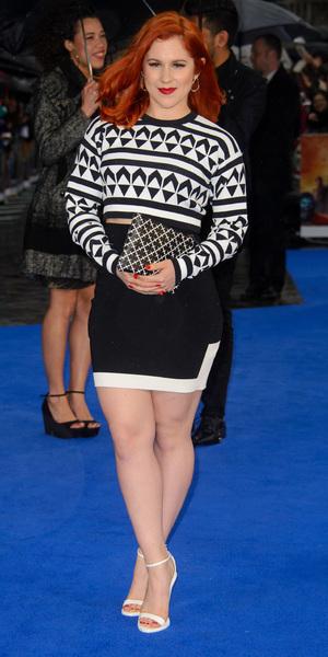 Katy B at 'X-Men: Days of Future Past' U.K. Premiere, May 14