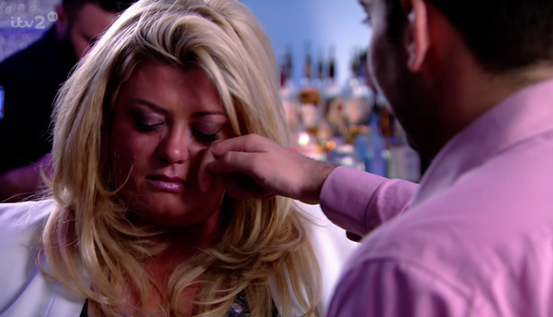 """Gemma Collins and James """"Arg"""" Argent on TOWIE"""