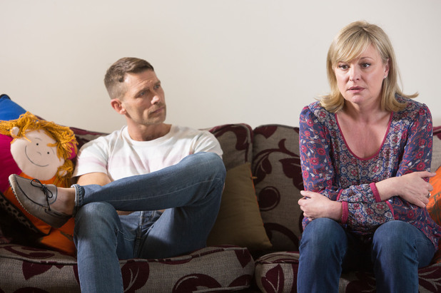 EastEnders, Christian comforts Jane, Mon 19 May