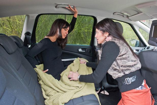 Emmerdale, Priya goes into labour, Fri 16 May