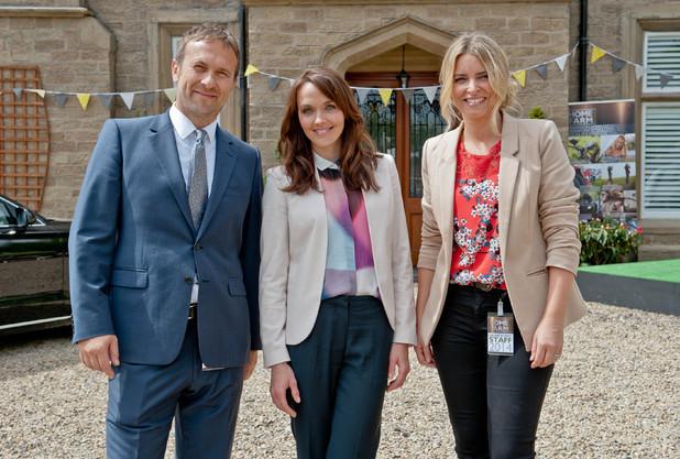 Victoria Pendelton makes her soap debut on Emmerdale in July.