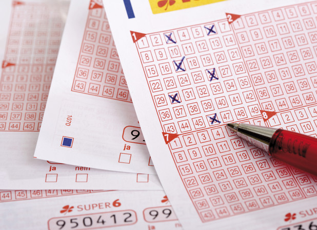 Terry Vigus, won lottery after dreaming up numbers
