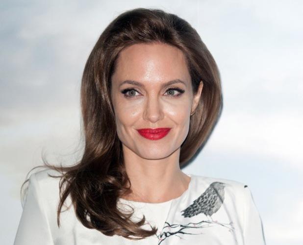 Angelina Jolie, Corinthia Hotel, London, May 2014