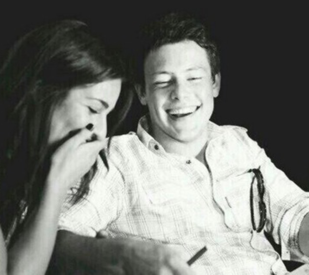 Lea Michele's tribute to Cory Monteith on what would have been his 32nd birthday, 11 May 2014