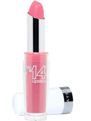 Maybelline Superstay 14 Hour Lipstick in On and On Pink