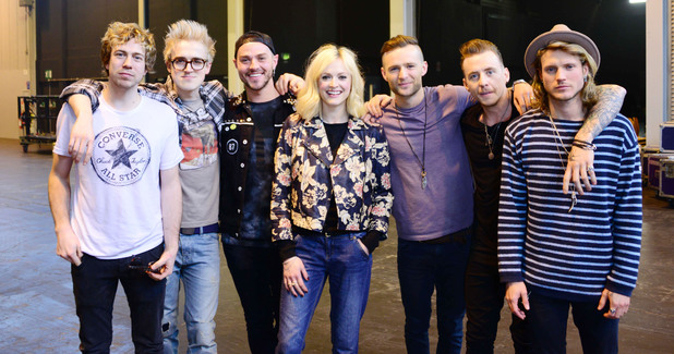 Fearne and McBusted, ITV2, Wed 21 May
