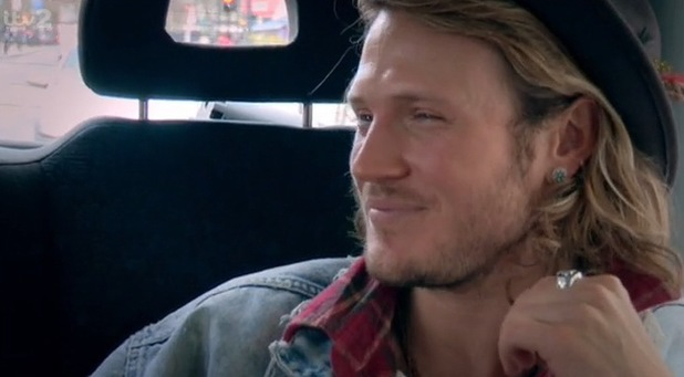 McFly's Dougie Poynter on Fearne and... McBusted documentary on ITV2. Aired 21 May 2014.