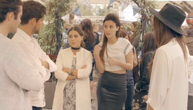 Made In Chelsea's Binky Felstead finds out Alex Mytton has cheated again - 19 May 2014