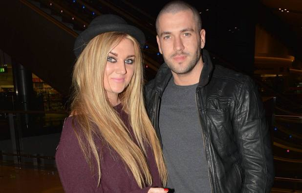 Shayne with former fiancee, Faye McKeever - 5 Dec 2013
