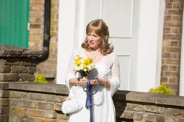EastEnders, Carol and David's wedding day, Tue 27 May