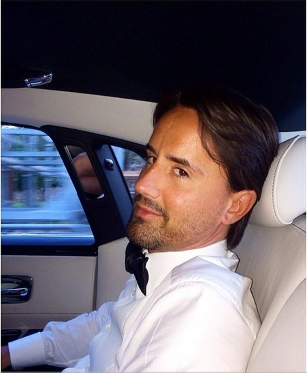 Tamara Ecclestone shares photo of Jay Rutland in Cannes 20.05.14