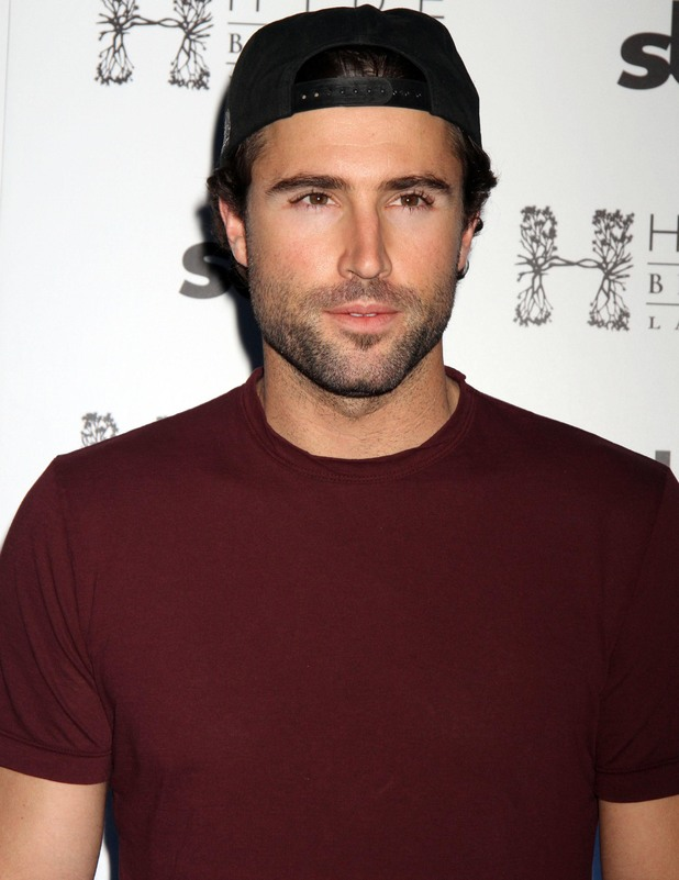 Brody Jenner At Hyde at the Bellagio Hotel and Casino In Las Vegas, NV on 3/22/14