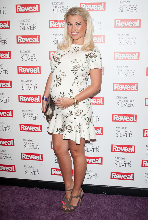 Billie Faiers at Reveal Online Fashion Awards held at DSTRKT, London, 20 May 2014