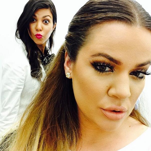 Kardashians take to Instagram on Paris trip - 21 May