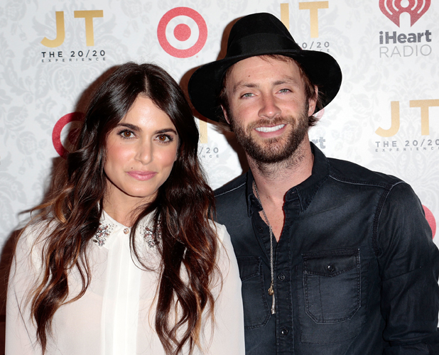 Nikki Reed and Paul McDonald at Justin Timberlake's 'The 20/20 Experience' album release party hosted by Target and Clear Channel at the El Rey Theatre, 18 March 2013