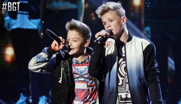 Britain's Got Talent semi-finals-: Bars and Melody. Aired: 29 May.