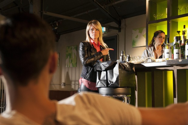 Hollyoaks, Mercedes is the new manager, Tue 3 Jun