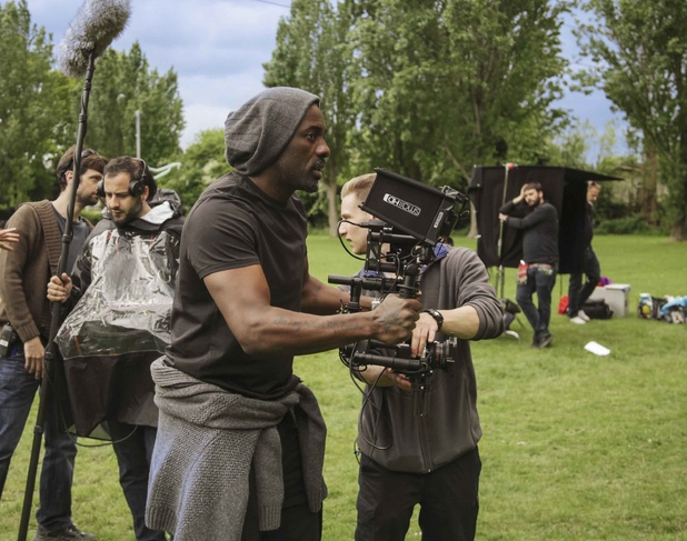 Idris Elba makes directorial debut for new short film, Unstoppable. (28 May).