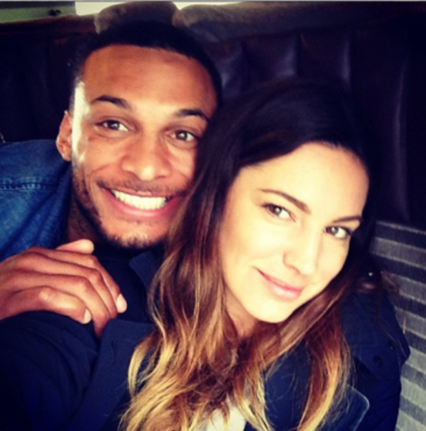 Kelly Brook's Instagram picture sparks speculation she's married David McIntosh, 30 May 2014