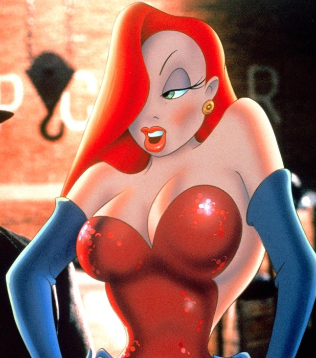Penny Brown, Tiny corsets turned me into Jessica Rabbit