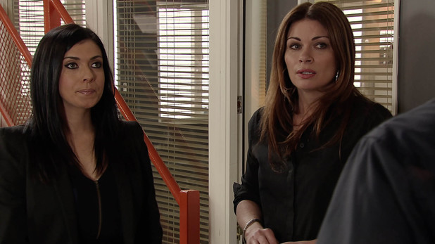 Corrie, Will Michelle forgive Steve, Mon 9 Jun