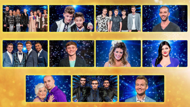 Gallery of Britain's Got Talent finalists. Final to air on 7 June.