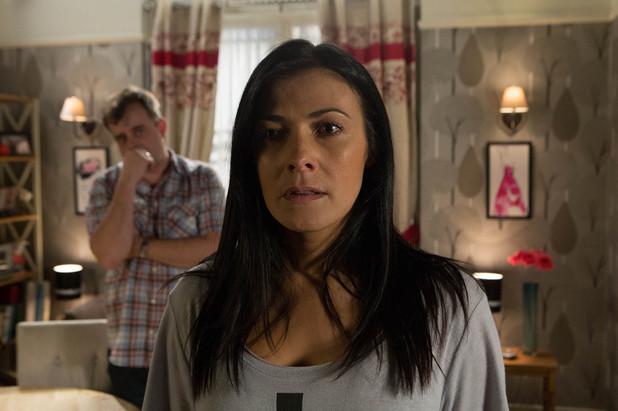 Corrie, Michelle dumps Steve, Fri 6 Jun