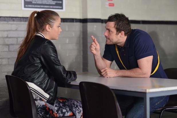 EastEnders, Lauren visits Jake, Fri 6 Jun