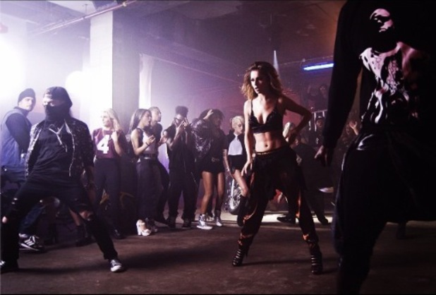 Cheryl Cole shares a still from her 'Crazy Stupid Love' video - 6 June 2014