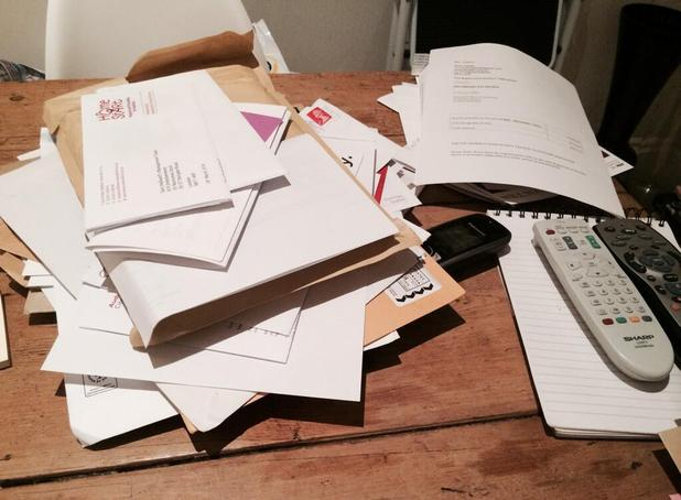 Will Young receives random fan mail - 4 June 2014