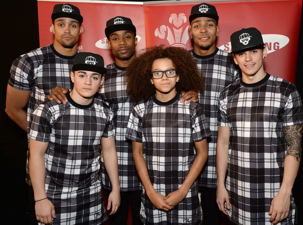 Diversity Dance Group Britains Got Talent 112