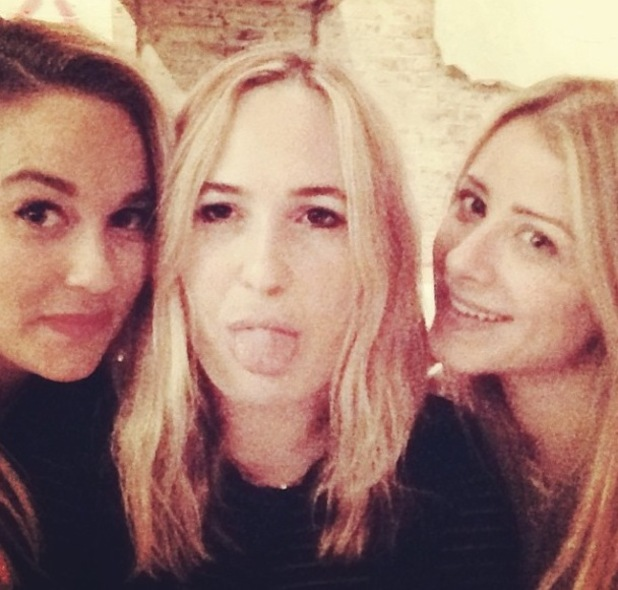 The Hills' Lauren Conrad and Lo Bosworth reunite for dinner in New York - 3 June 2014