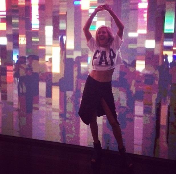Ellie Goulding Instagram, June 2